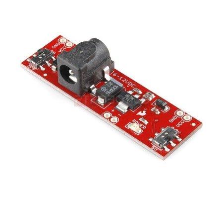 Breadboard Power Supply Stick 5V/3.3V | Fonte de Alimentação |