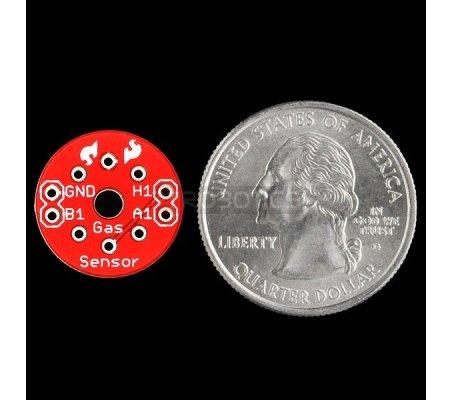 Gas Sensor Breakout   Sensores de Gases   Sparkfun