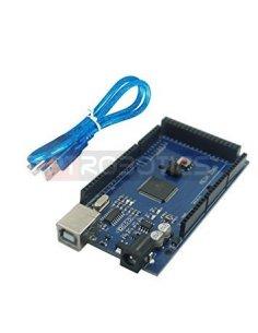 Arduino Mega 2560 R3 compatible w/ USB Cable