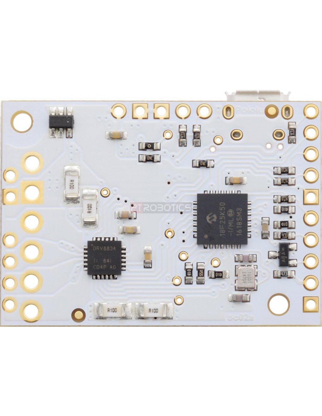 Tic t834 usb multi interface stepper motor controller for Stepper motor control software