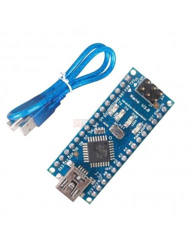 Arduino Nano V3.0 Compatível com Cabo USB