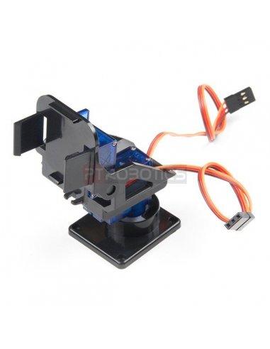 Pan/Tilt Bracket Kit (Single Attachment) Sparkfun