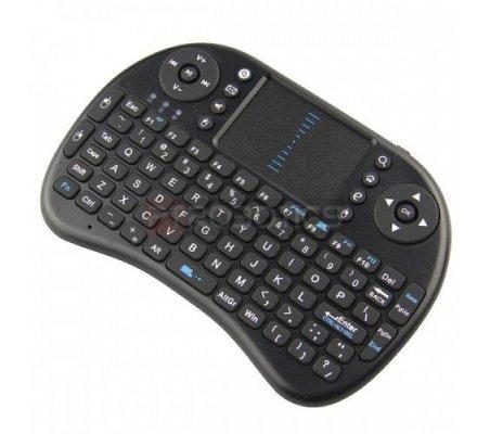 Mini 2.4G Multi-functional Wireless Keyboard For Raspberry Pi - Black
