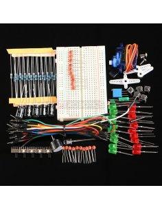 PTRobotics Component Kit for Arduino - Essential