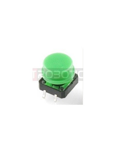 Tactile Button 12mm Green | Tactile Switch |
