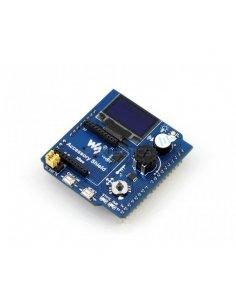 Accessory Shield for Arduino Development