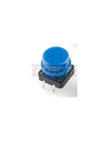 Tactile Button 12mm Blue