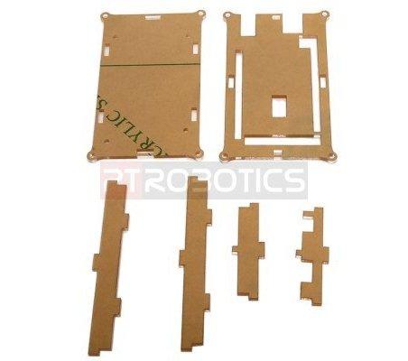 Acrylic Case for Arduino Mega 2560 R3 | Caixa Arduino |