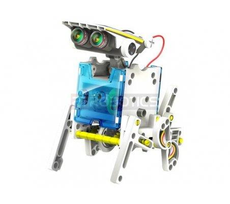 14 in 1 Educational Solar Robot Kit | Chassi de Robo |