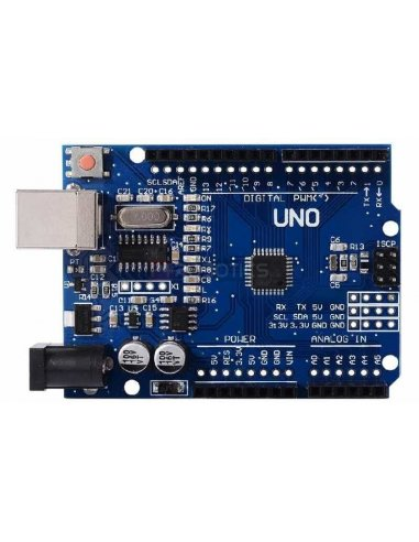 Arduino Uno R3 compatible CH340 Chip w/ USB Cable | Arduino |