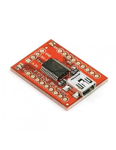 Breakout Board for FT232RL USB to Serial   Conversores USB  