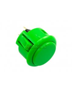 Official Sanwa Arcade Button - Green ModmyPi
