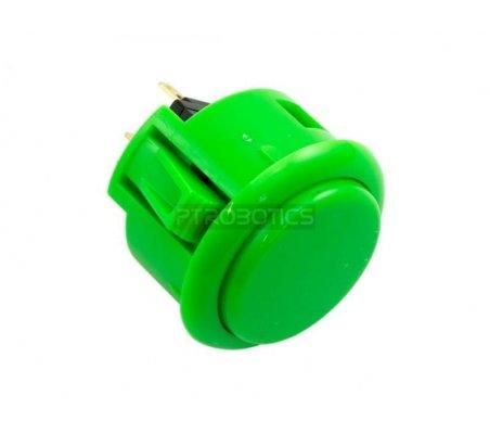 Official Sanwa Arcade Button - Verde ModmyPi