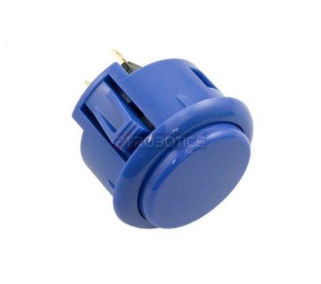 Official Sanwa Arcade Button - Blue ModmyPi