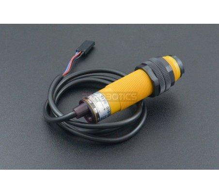 Gravity: Digital Adjustable Infrared Proximity Sensor for Arduino (0~200 cm) | Sensores Ópticos | DFRobot