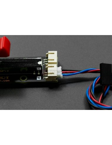Gravity: Analog Slide Position (Potentiometer) Sensor For Arduino | Potenciometros Motorizados | DFRobot