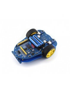 AlphaBot Mobile Robot Development Platform for Arduino and Raspberry Pi