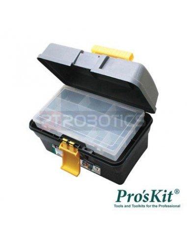Pro'sKit Multi-function Tool Box with Storage   Caixas Arrumação  