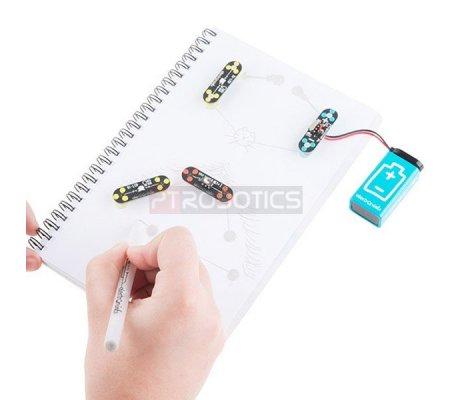 Circuit Scribe Conductive Ink Pen Sparkfun
