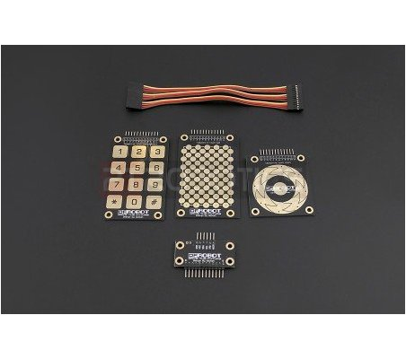 Capacitive Touch Kit For Arduino | Varios | DFRobot