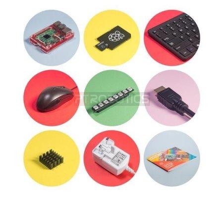 Raspberry Pi 3 B+ Starter Kit | Raspberry | Pimoroni