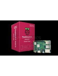 Raspberry Pi 3 Model B+ Starter Pack