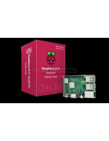 Raspberry Pi 3 Model B+ Starter Pack
