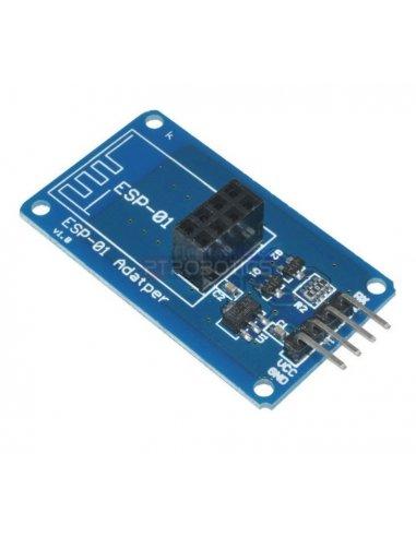 ESP8266 ESP-01 Adaptor Module 3.3V/5V | WiFi |