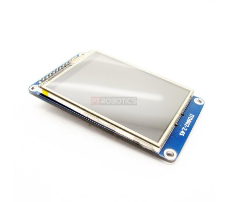 ITDB02 2.4 SPI TFT LCD Display With 262K Color 320x240 Resolutions For Arduino LCD Module Control | LCD Grafico | Itead