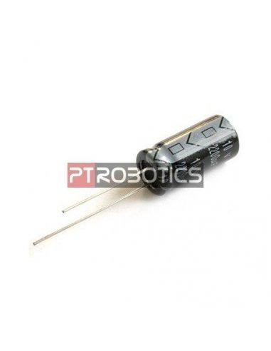 Condensador Electrolítico 33uF 100V | Condensador Electroliticos |