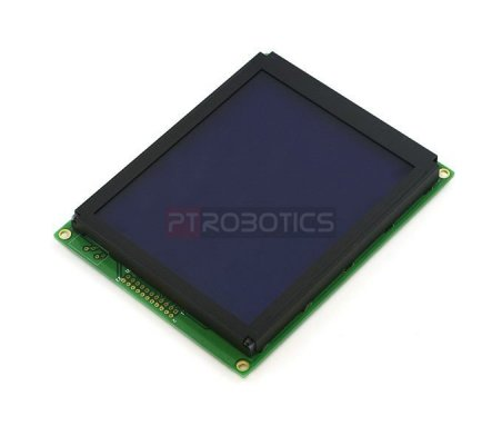 Graphic LCD 160x128 Huge | LCD Grafico |