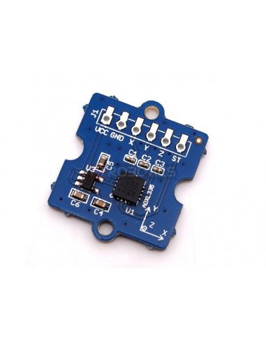 Grove - 3-Axis Analog Accelerometer | Acelerómetros | Seeed