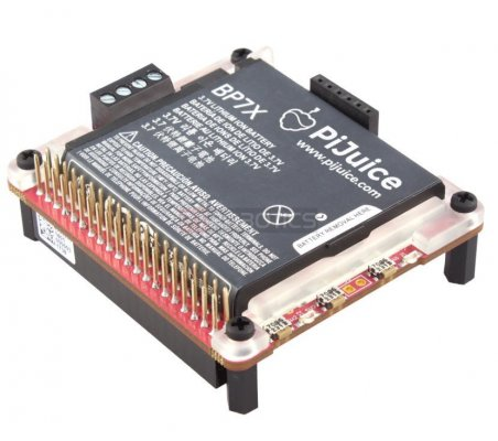 PiJuice Portable Power Platform for Raspberry Pi