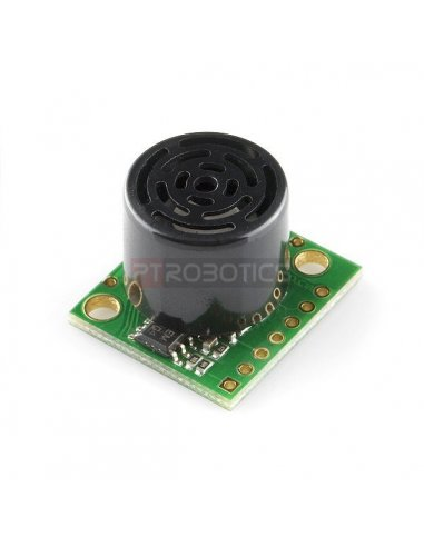 Ultrasonic Range Finder - Maxbotix LV-EZ1 | Sensor Ultrasom |