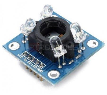 GY-31 TCS3200 Color Sensor Recognition Module For Arduino | Sensores Ópticos |