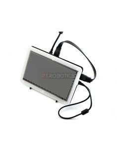 Bicolor Case for 7inch LCD