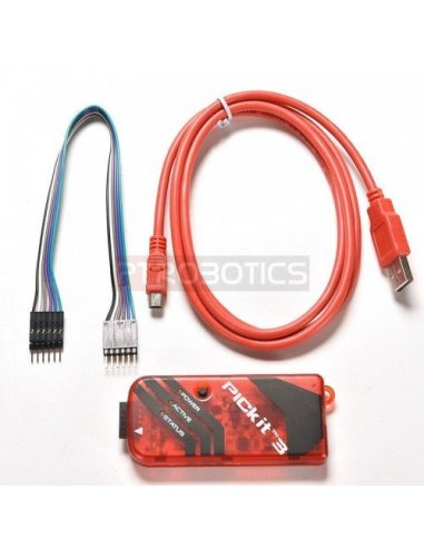 PICkit 3 Compatible In-Circuit Programmer and Debugger | Programadores |
