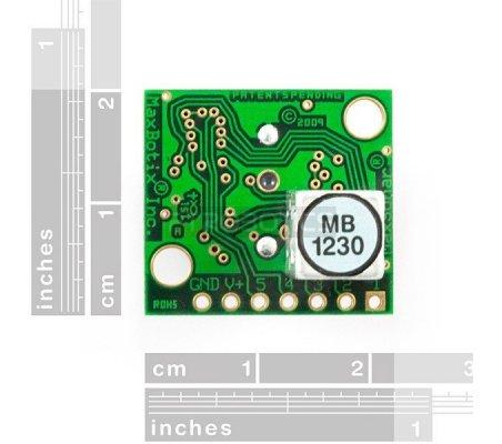 Ultrasonic Range Finder - XL Maxbotix EZ0