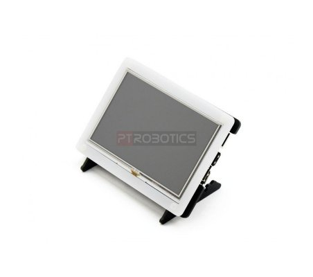 Bicolor Case for 5inch LCD Type B | LCD Raspberry Pi | Waveshare