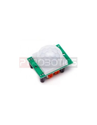 Sensor de Deteção de Movimento PIR HC-SR501 | PIR |