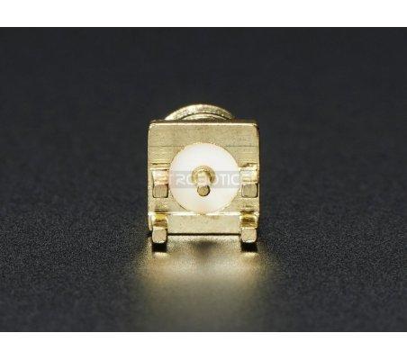 Edge-Launch SMA Connector for 1.6mm / 0.062 Thick PCBs | Comunicações |