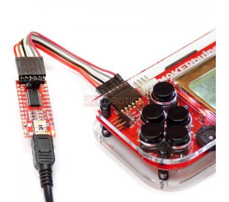 MAKERbuino Kit com Ferramentas | Arduino |