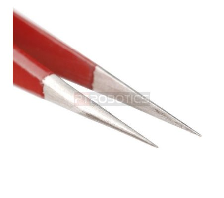 Tweezers - Straight (ESD Safe) | Pinças para Eletrónica |