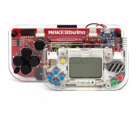 MAKERbuino Consola para Jogos | Arduino |