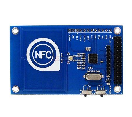 PN532 NFC Module for Arduino and Raspberry Pi