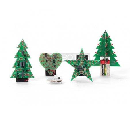 Kit de Festividades - Velleman MKSET2 | Ensino Infantil |