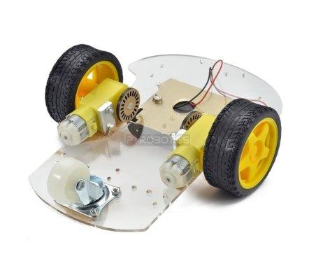 Smart Robot Car Chassis Kit
