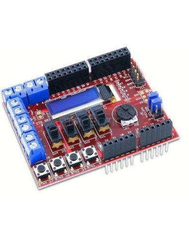 ChipKIT Basic I/O Shield