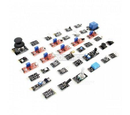 37 in 1 Sensor Kit for Arduino and Raspberry Pi