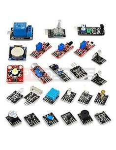 24 in 1 Sensor Kit for Arduino and Raspberry Pi